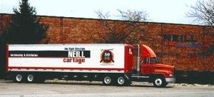 Chicago Cartage Company, Trucking Company